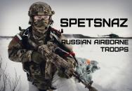SPECNAZ - Ruské výsadkové jednotky