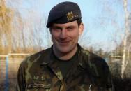 Strakonický voják zachránil život ženě po vážné dopravní nehodě