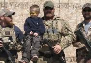 Bývalý člen elitních Navy SEALs splnil sen malému postiženému chlapci