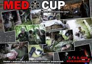 MEDCUP - soutěž v poskytování první pomoci v bojových podmínkách - 2016