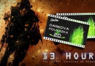 SOUTĚŽ: o vstupenky na film 13 HODIN: TAJNÍ VOJÁCI Z BENGHÁZÍ - UKONČENA