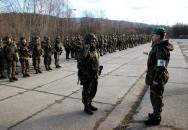 Naši vojáci ukončili cvičení a jsou připraveni k nasazení