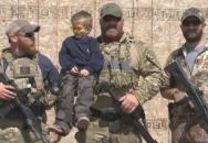 Šestiletý, postižený chlapec si na jeden den zkusil, jaké je to být členem jednoty NAVY SEAL