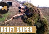 Airsoft v Rusku - nepřiznávači a střelba přes 100 metrů, žádný problém