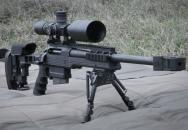 Puška Armalite AR-30 - mocný to nástroj