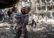Kurdové bojujte, ale pomozte si sami
