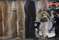 Taktické kalhoty z rodiny Tru-spec si oblíbili kontraktoři i borci z FBI