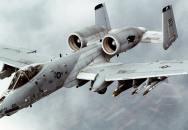 A-10 Thunderbolt - legendární ,,drtič