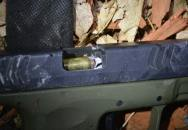 Rána za milión! Policista vystřelil a svojí střelou ucpal hlaveň pachatele loupežného přepadení