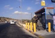 Palestinská žena zaútočila nožem na izraelské vojáky, což mělo velmi rychlý konec