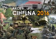 Akce Cihelna 2016 - kompletní program
