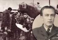 Vzpomínka na palubního střelce RAF a obránce Tobruku Karla Stanislava Ottu