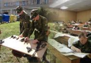 Kurz základní přípravy AZ AČR - Den 20: Závěrečné zkoušky