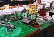 Válka ve Vietnamu postavená ze stavebnice LEGO? Z toho si sednete na zadek...