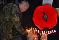11.11.2016 - Den válečných veteránů v Praze