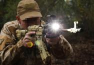 Test taktické nabíjecí svítilny Fenix TK20R