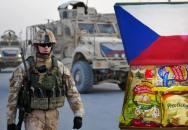 Čeští vojáci v Afghánistánu dostanou balíčky od lidí, kteří si váží jejich práce