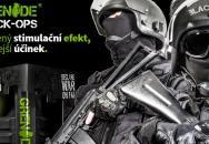 Grenade Black Ops® – elitní stimulátor kategorie hardcore