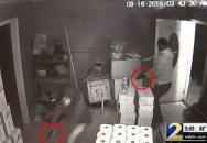 Statečná žena v přestřelce zastřelila jednoho ze tří lupičů