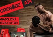 Vyzkoušejte AT4 - Anabolický devastátor pro objemový trénink