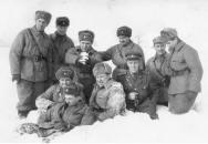 Speciální síly ČSLA 1971 - přežití v zimě