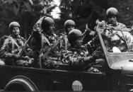 Speciální síly ČSLA 1971 přežití v létě