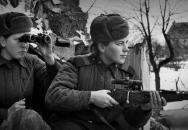 ruské odstřelovačky