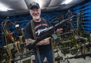 Nejvyzbrojenější muž Ameriky (tohle by Brusel v našich končinách asi nevydejchal)