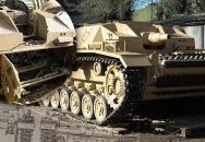 Jak parta borců z Anglie zrestaurovala německý druhoválečný stíhač tanků StuG III