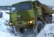 Naše Tatra obstojí i na Sibiři