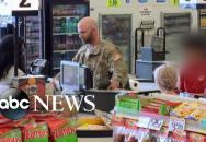 Podpora veteránů v praxi aneb jak se zachová okolí, když válečný veterán nemá na zaplacení nákupu