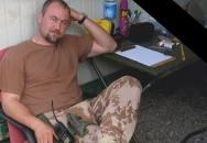 Dnes je tomu přesně 6 let, co zahynul náš voják poručík i.m. Robert Vyroubal