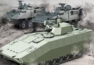 ZETOR  míří do armády se svým konceptem BVP WOLFDOG