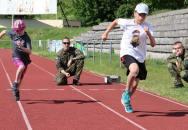 ARMY TEST pro rodiče s dětmi v Praze