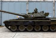 Brána do historie – Tank T-72