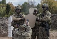 Nejnebezpečnější střelecké cvičení na světě a jak jinak, než v podání ruských, speciálních sil!