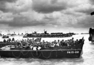 Operace Overlord (Den-D) 72. výročí největší obojživelné operace v dějinách lidsva