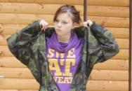 Miss ARMY 2013 - 2. Štěpánka Pořízková