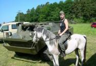 Miss ARMY 2013 - 6. Marie Vyšatová