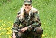 Miss ARMY 2013 - 12. Eva Juryštová