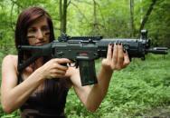 Miss ARMY 2013 - 26. Milena Kopencová