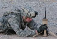 Bitevní pole pokryje tisíce senzorů
