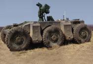 Armádní projekt, který zdolá každý terén