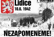 Výročí vypálení Lidic - nezapomeneme