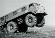ZIL 167 - Sibiřský drak