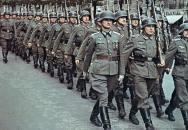 Wehrmacht v barvě