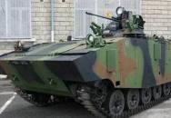Ruský obrněný transportér Kurganěc-25