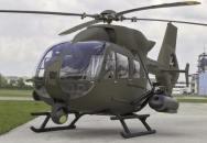 Vrtulníky EC645 T2 pro německé komando KSK
