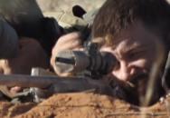 Výborná sniper scéna