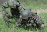 Naše armáda v akci